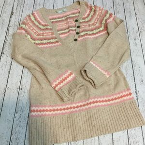 Warm and cozy sweater. Maurice's L